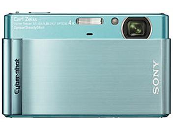 Sony Cyber-shot DSC-T90 Digital Camera - Blue