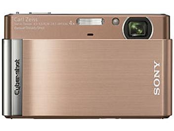 Sony Cyber-shot DSC-T90 Digital Camera - Brown