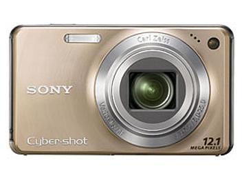 Sony Cyber-shot DSC-W270 Digital Camera - Gold