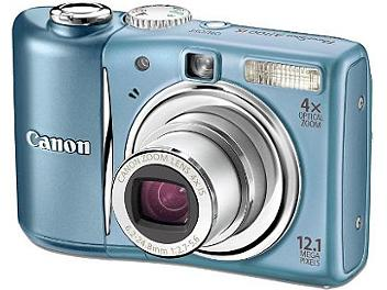 Canon PowerShot A1100 IS Digital Camera - Blue