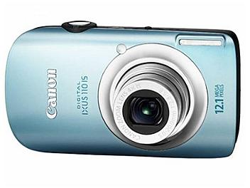 Canon IXUS 110 IS Digital Camera - Blue