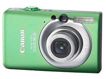 Canon IXUS 95 IS Digital Camera - Green