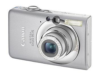 Canon IXUS 95 IS Digital Camera - Silver