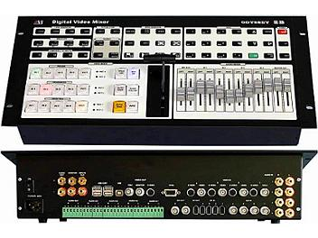 VideoSolutions ODYSSEY 2B SDI+DV Video Mixer PAL