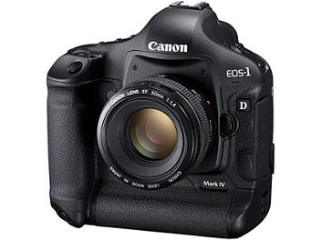 Canon EOS-1D Mark IV DSLR Camera Body