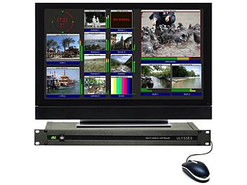 VideoSolutions Ulysses SDI16 Multiviewer