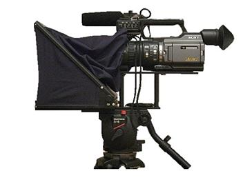 VideoSolutions VSS-10B Portable Teleprompter + Monitor + Software