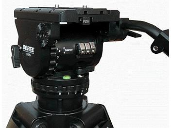 Deree D120 Fluid Head