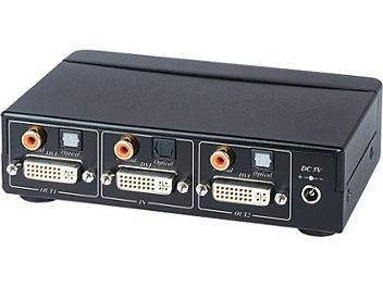 Globalmediapro SHE DD02D DVI Distributor / Amplifier