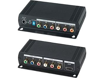 Globalmediapro SCT YH01 Component Video to HDMI Converter
