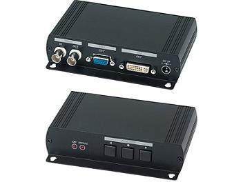 Globalmediapro SHE AD001HD High Resolution Video to DVI Converter