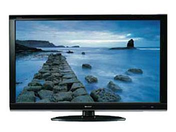 Sharp Aquos LC-37A66M 37-inch LCD TV