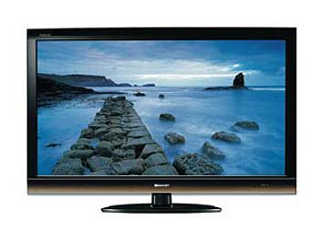 Sharp Aquos LC-42A77M 42-inch LCD TV