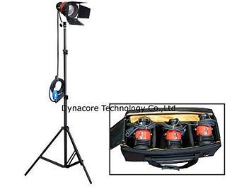 Dynacore DZR-150W-KS MiniRed Soft Light Kit (Soft Case)