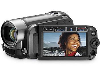 Canon FS22 Flash Memory Camcorder PAL