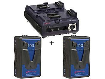 IDX ESK1022P Endura E-10SK Lithium ion Starter Kit