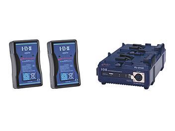 IDX ESHD1022 Endura E-10SHD Lithium ion Starter Kit