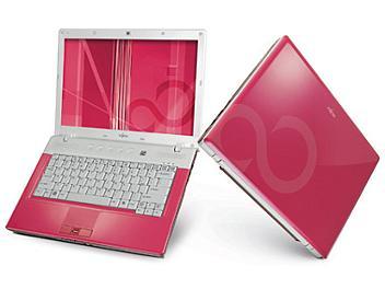 Fujitsu L1010 Notebook - Pink