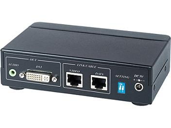 Globalmediapro SHE DE01 DVI CAT5 Extender (Transmitter and Receiver)