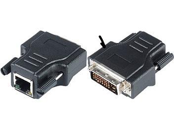 Globalmediapro SHE DE01E DVI CAT5 Extender (Transmitter and Receiver)