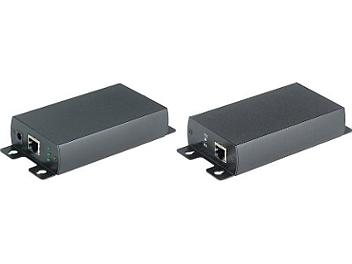 Globalmediapro SHE IP03 Active IP CAT5 Extender (Transmitter and Receiver)