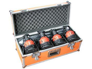 Dynacore DZR-150W-KH MiniRed Soft Light Kit (Hard Case)