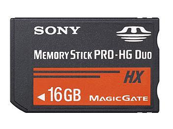 Sony 16GB Memory Stick PRO-HG Duo HX