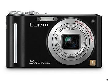 Panasonic Lumix DMC-ZR1 Digital Camera - Black