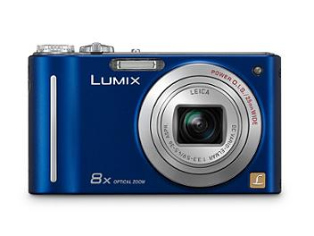 Panasonic Lumix DMC-ZR1 Digital Camera - Blue