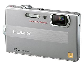 Panasonic Lumix DMC-FP8 Digital Camera - Silver