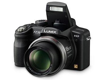 Panasonic Lumix DMC-FZ35 Digital Camera - Black