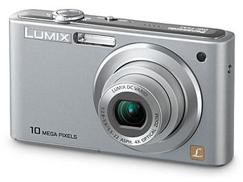Panasonic Lumix DMC-FS42 Digital Camera - Silver