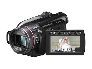 Panasonic HDC-HS300 HD Camcorder PAL - Black