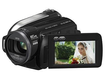 Panasonic HDC-HS20 HD Camcorder PAL - Black