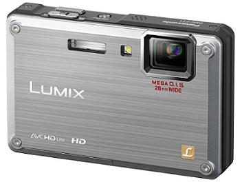 Panasonic Lumix DMC-TS1 Digital Camera - Silver