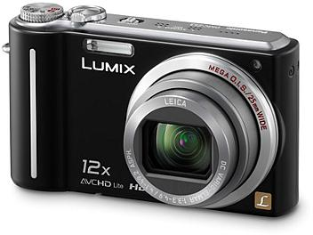 Panasonic Lumix DMC-ZS3 Digital Camera - Black
