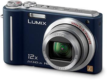 Panasonic Lumix DMC-ZS3 Digital Camera - Blue