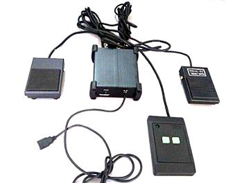 Telikou Teleprompter Foot Control Set