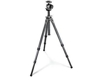 Gitzo GK3580QR Series 3 + 6X Tripod 3 Leg Sections with G-lock + Center Ball-Head with Quick Release Kits