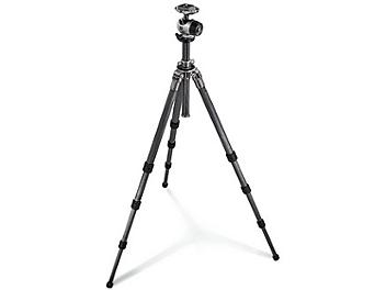 Gitzo GK2580QR Series 2 + 6X Tripod 4 Leg Sections with G-lock + Center Ball-Head with Quick Release Kits