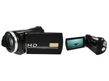 DigiLife DDV-H6 HD Digital Video Camcorder - Black