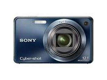 Sony Cyber-Shot DSC-W290 Digital Camera - Blue