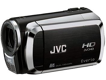 JVC Everio GZ-HM200 HD Camcorder PAL - Black