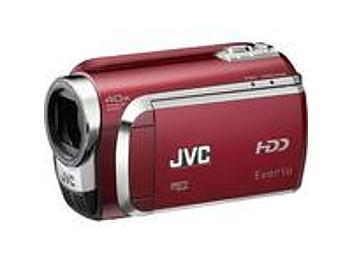 JVC Everio GZ-MG630 SD Camcorder PAL - Red