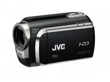 JVC Everio GZ-MG645 SD Camcorder PAL - Black
