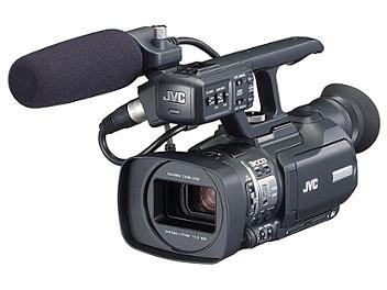 JVC GY-HM100 HD Camcorder + 2 x JVC BN-VF823 + 2 x 16GB SDHC Card