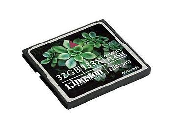 Kingston 32GB CompactFlash Elite Pro Memory Card