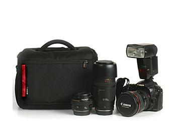 Winer DL-5 Shoulder Camera Bag - Black/Blue
