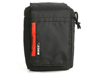 Winer FW-1 Shoulder Camera Bag - Black/Red
