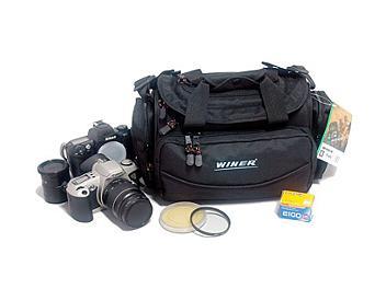 Winer T-02 Shoulder Camera Bag - Black